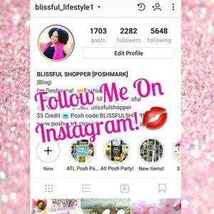 🌼Follow me on Instagram!🌼